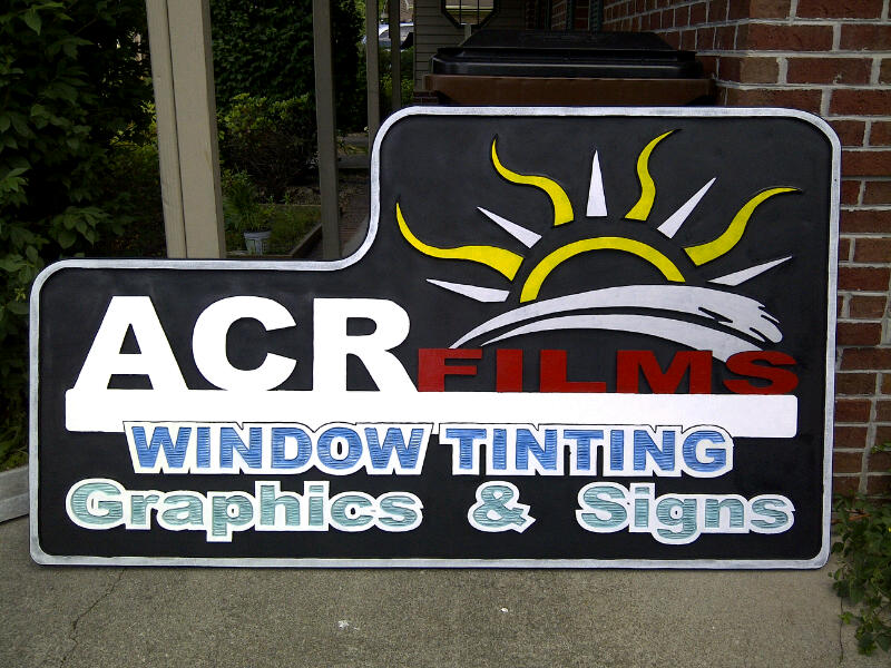 Acr Films Signs Jefferson City Tennessee